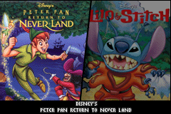 2 Disney Games Lilo  Stitch 2  Peter Pan Return to Neverland (E)_07.png