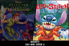 2 Disney Games Lilo  Stitch 2  Peter Pan Return to Neverland (E)_08.png